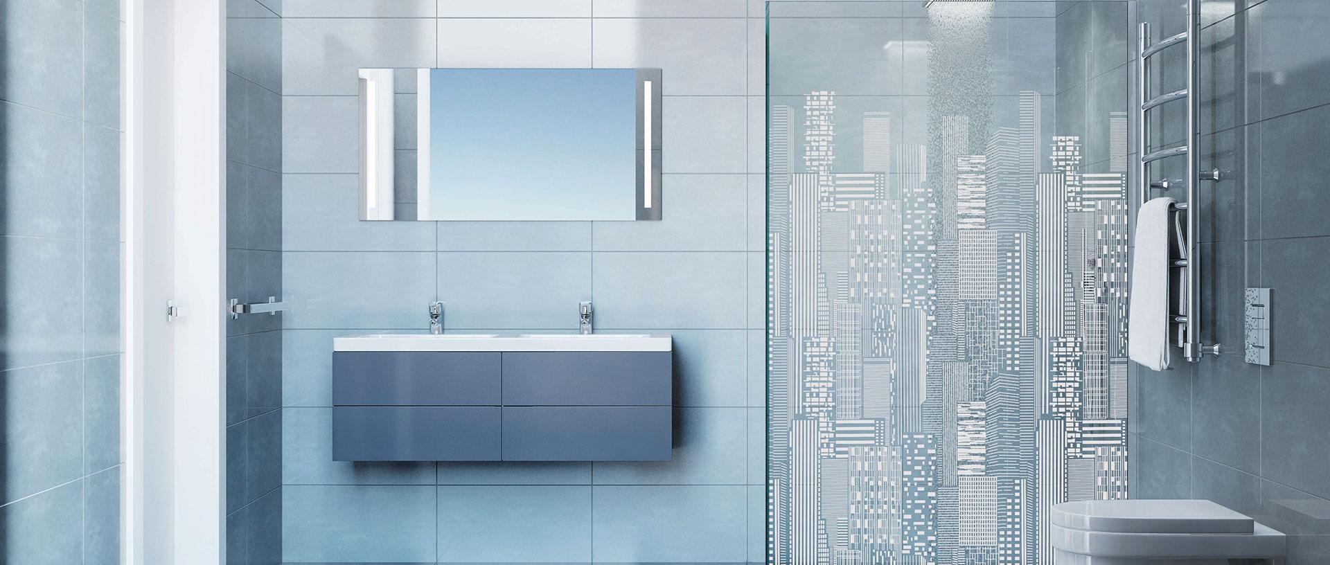 IKON Glass, Wangara, Perth, WA - Your supplier of showerscreens ...